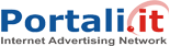 Portali.it - Internet Advertising Network - Concessionaria di Pubblicità Internet per il Portale Web noleggio-auto.eu